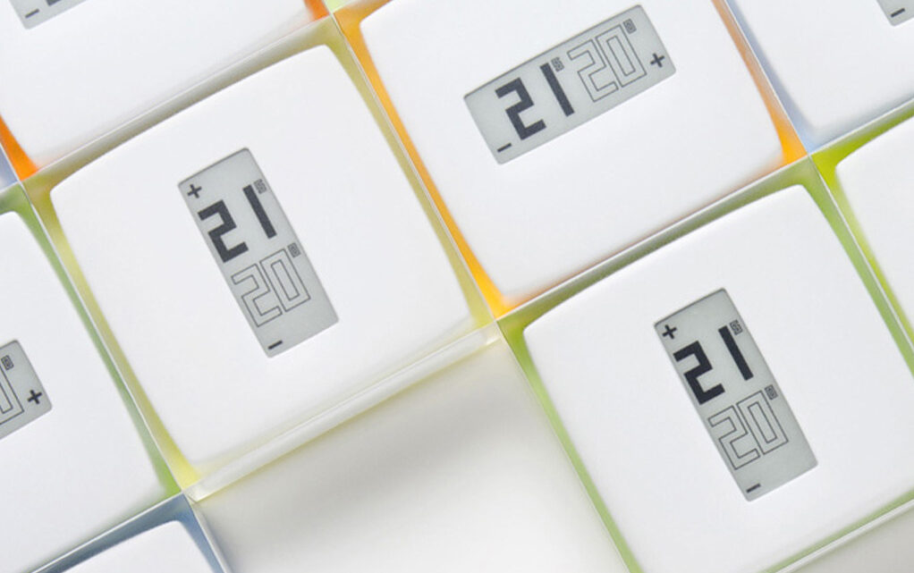 Netatmo : Le thermostat connecté