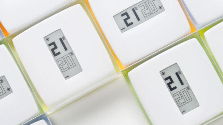 Netatmo : Le thermostat connecté